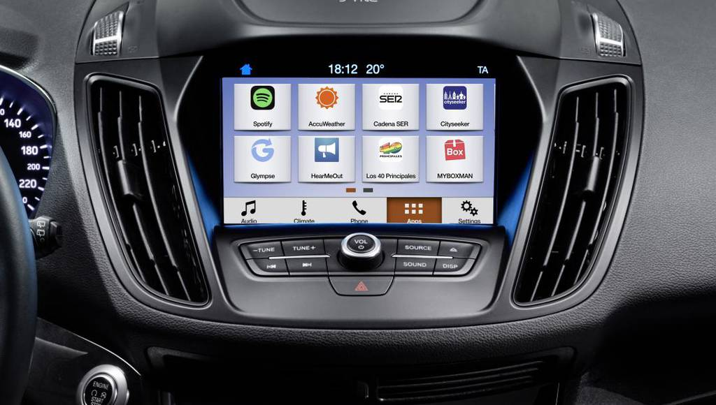 Ford introduces SYNC3 in Europe