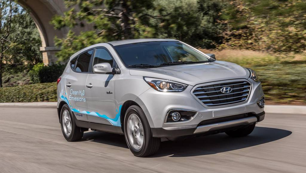 Hyundai Tucson Fuell Cell units reached 1 million miles