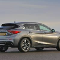 Infiniti Q30 fueled sales for the Japanese brand