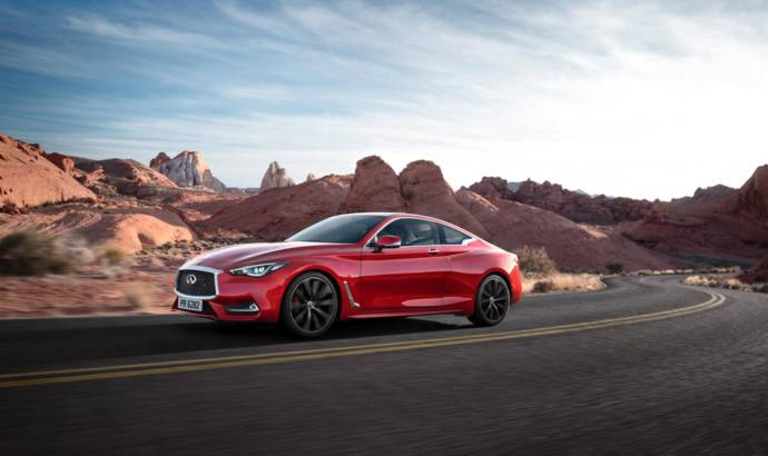 Infiniti Q60 and QX30 to be introduced in Geneva