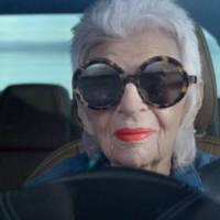 Iris Apfel becomes the ambassador of new Citroen DS 3