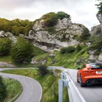 Jaguar F-Type SVR officially launched