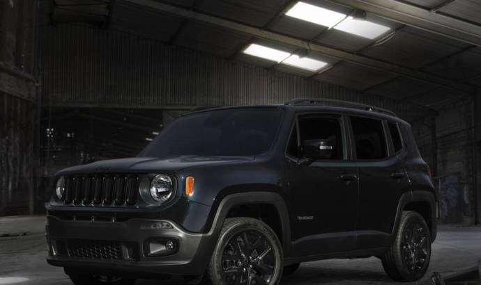Jeep Renegade Dawn of Justice Special Edition launched