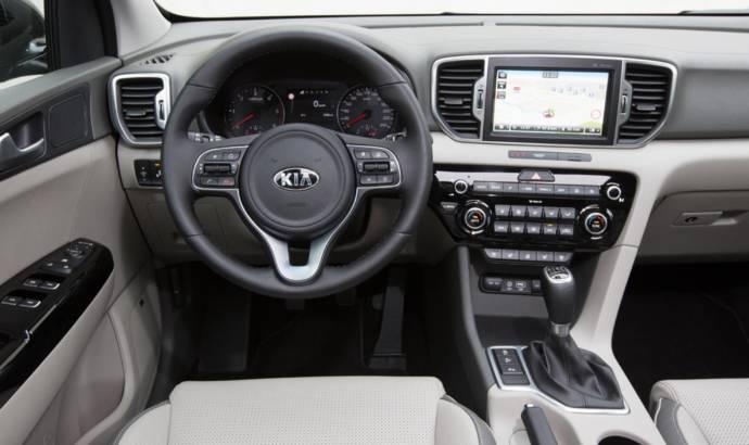 Kia Sportage to offer JBL Signature Sound