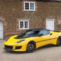 Lotus Evora Sport 410 introduced
