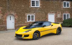 Lotus Evora Sport 410 introduced
