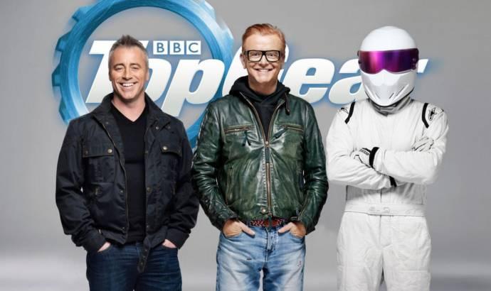 Matt LeBlanc joins Top Gear as a co-host