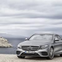 Mercedes E220d engine gets detailed