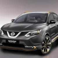 Nissan Qashqai Premium Concept explores customization