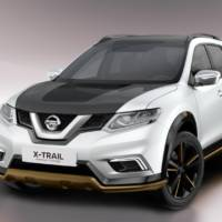 Nissan X-Trail Premium Concept details and pictures