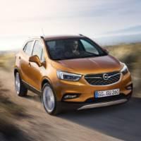 Opel Mokka X will be revealed in Geneva