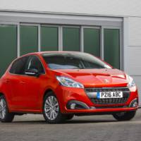 Peugeot 208 with only 79 g/km enters UK market