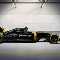 Renault is back in Formula 1 with a new car and with Magnussen driver