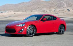 Scion FR-S recall issued in the US