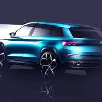 Skoda VisionS Concept announces the future SUV