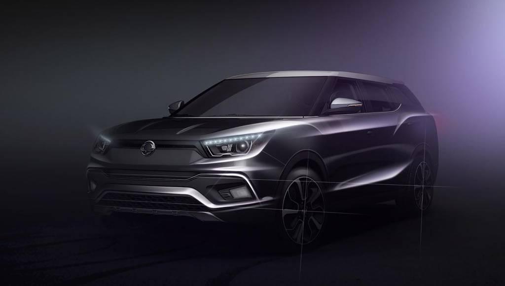Ssangyong Tivoli XLV to debut in Geneva Motor Show
