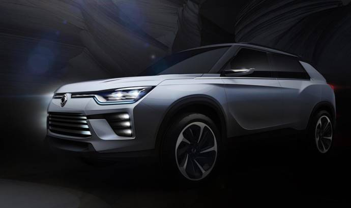 Sssangyong SUV-2 to be showcased in Geneva