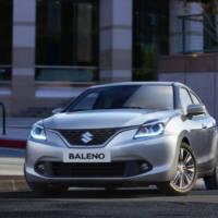 Suzuki Baleno will be unveiled in Geneva