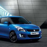 Suzuki Swift SZ-L version available in UK