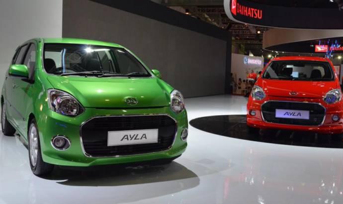 Toyota to buy all shares in Daihatsu