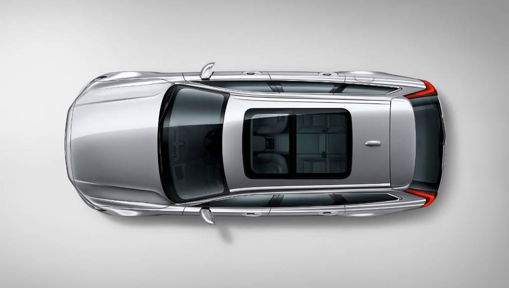 Volvo V90 official photos revealed