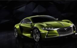 DS E-Tense Concept announced for Geneva