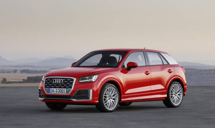 2016 Audi Q2 detailed in new video