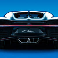 2016 Bugatti Chiron - Official pictures and details