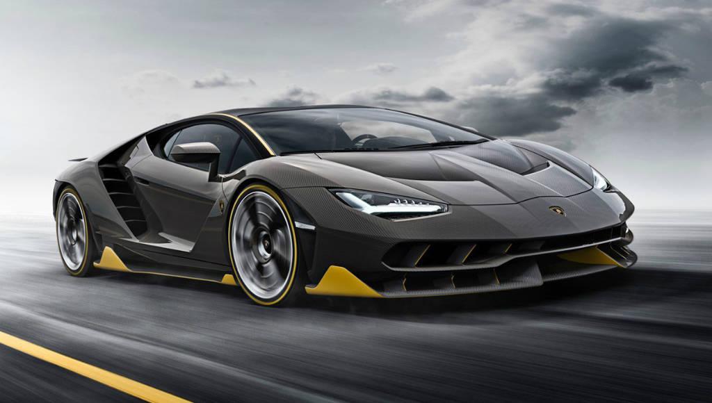 2016 Lamborghini Centenario - A tribute to Feruccio