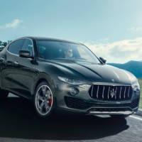 2016 Maserati Levante bows in Geneva