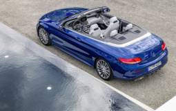 2016 Mercedes-Benz C-Class Cabriolet - Official pictures and details