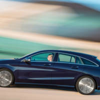 2016 Mercedes-Benz CLA and CLA Shooting Brake facelift - Official pictures and details