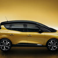 2016 Renault Scenic full details and photo gallery