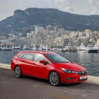 2016 Vauxhall Astra ST UK pricing