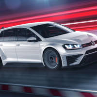 2016 Volkswagen Golf GTI TCR - Official pictures and details