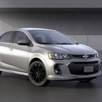 2017 Chevrolet Sonic gets updated