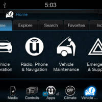 2017 Chrysler Pacifica receives Uconnect user guide