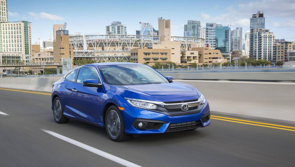 2017 Honda Civic US pricing announced