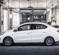2017 Mitsubishi Mirage G4 sedan unveiled