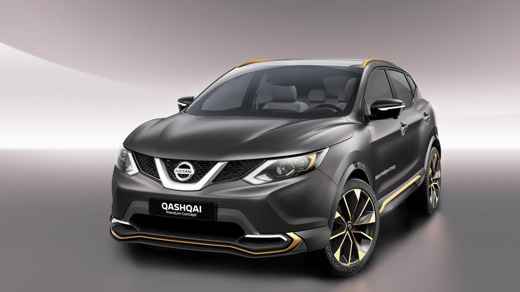2017 Nissan Qashqai to feature autonomous technology