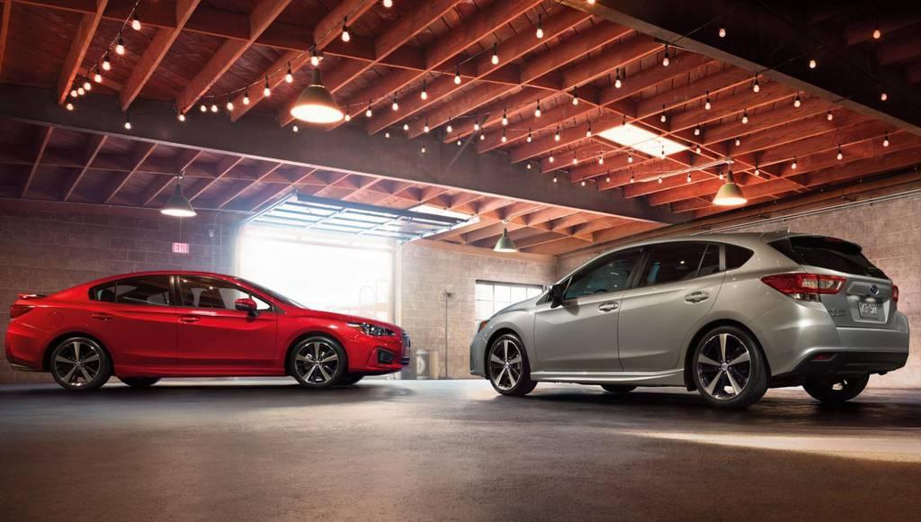2017 Subaru Impreza revealed