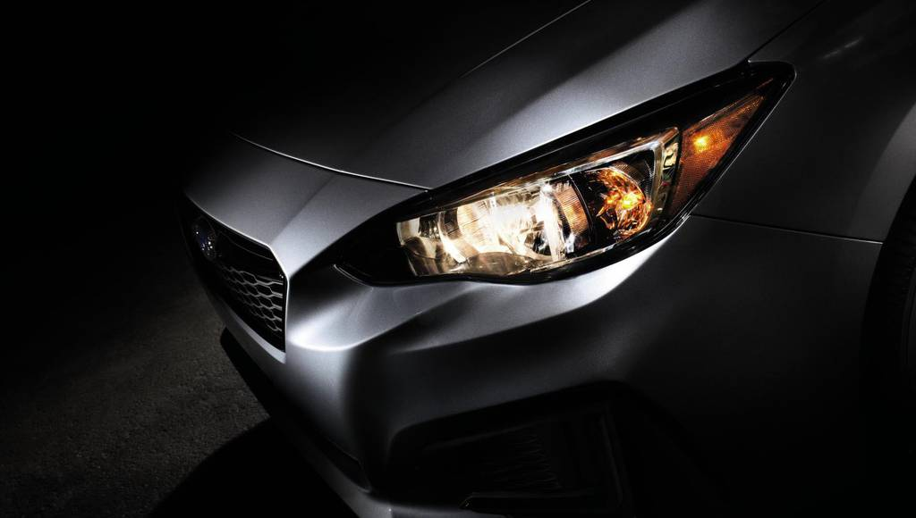 2017 Subaru Impreza teased ahead of New York debut