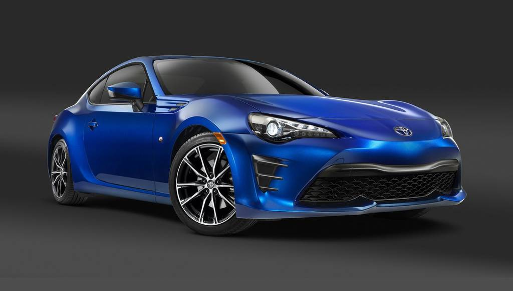 2017 Toyota GT86 facelift - Official pictures and details