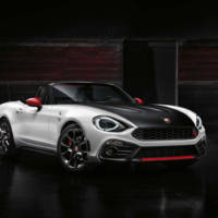 Abarth 124 Spider details and prices