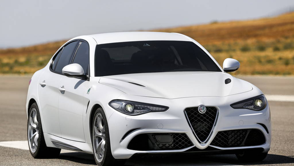 Alfa Romeo Giulia US versions detailed