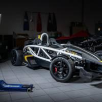 Ariel and Honda renew their engine agreement