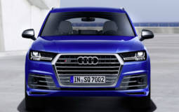 Audi SQ7 TDI is the worlds most powerful diesel SUV