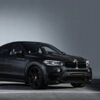 BMW X6 M upgraded to 700 HP