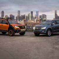 Chevrolet Colorado Xtreme and Trailblazer Premier concepts - Official pictures and details