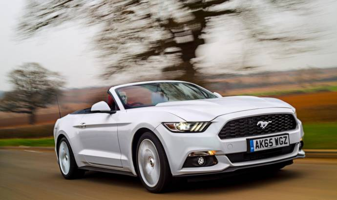Ford Mustang delivered to 1000 UK customers